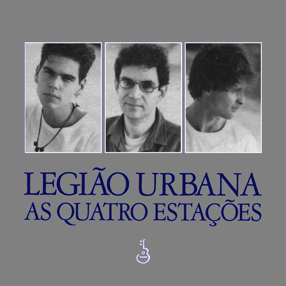 Legião Urbana - As Quatro Estações [1989]