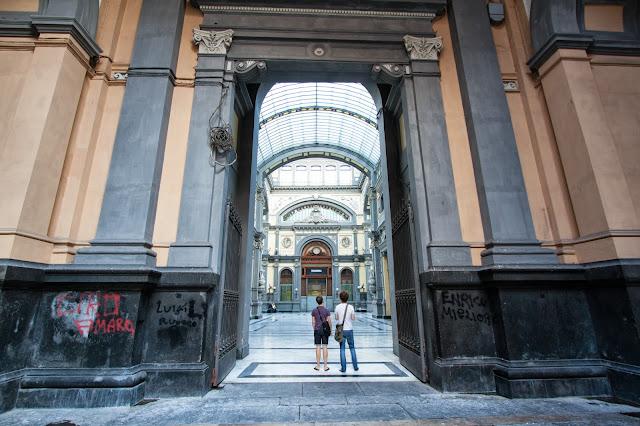 Galleria principe di Napoli-Napoli