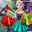 Elsa Realife Shopping