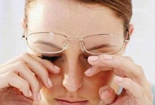 Efek dari Alergi mata
