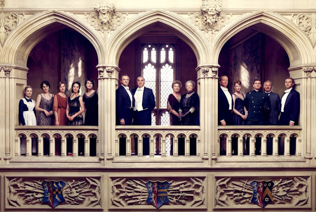 Ralph Lauren channels Downton Abbey