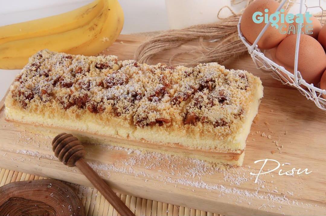Varian Rasa Gigi Eat Cake, Review dan Harga