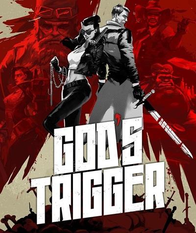 โหลดเกมส์ God's Trigger
