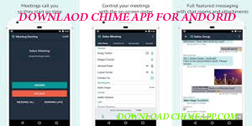 Download Amazon Chime for Android