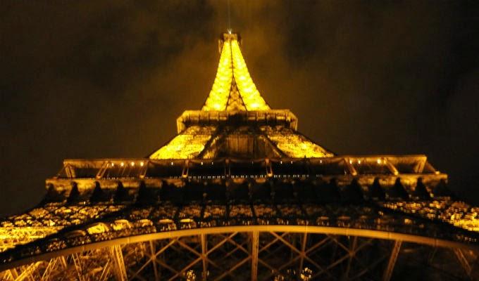 Torre Eiffel y el Síndrome de Paris