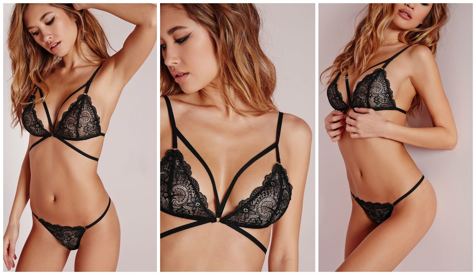 f71b08f8b22ab Broken Bowtie  Missguided Do Lingerie...