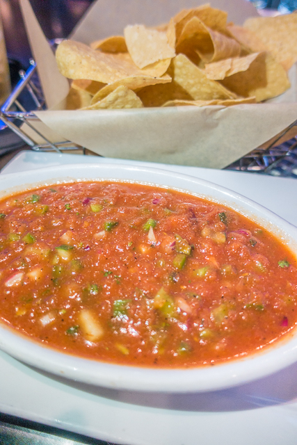 Fresh Salsa & Chips at Nona Blue - Ponte Vedra, FL