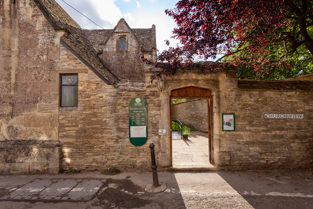 Grammar school building in Bampton Oxfordshire used in Downton Abbey by Martyn Ferry Photography
