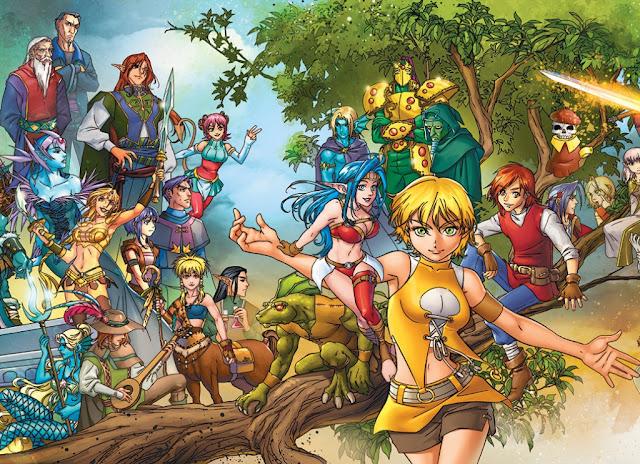Confraria de Arton: Cassaro libera Holy Avenger para download