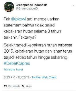 Salah Data, Lembaga Ini Langsung Koreksi Jokowi