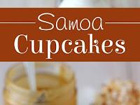 Samoa Cupcakes Recipe