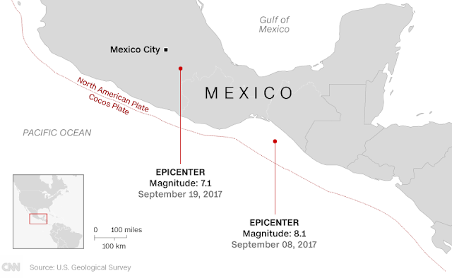 Mexico on Massive earthquake: Pray not to repeat 1985 after 32 years