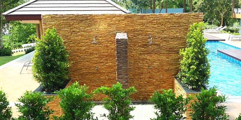 Ducha para exterior ducha de exterior para piscina de plstico ducha de exterior para piscina - Duchas para piscinas exterior ...
