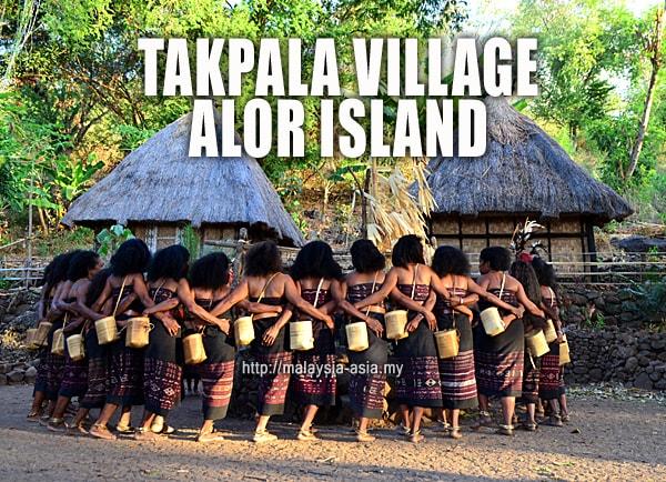 Alor Island Takpala