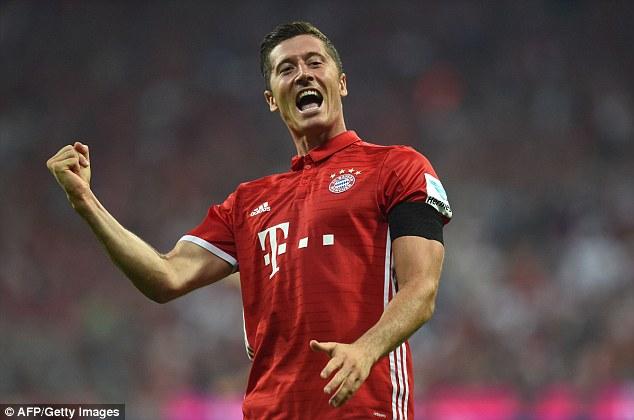 Na estreia da Bundesliga, Bayern massacra Werder Bremen