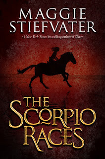 """News: Capa de """"A Corrida de Escorpião"""",da autora Maggie Stiefvater. 10"""