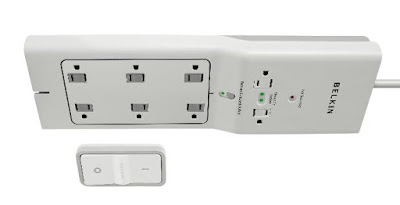 Belkin 8-Outlet Conserve Switch