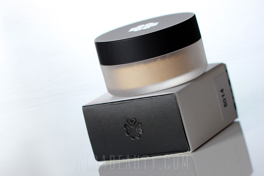 Mineralnie z Lily Lolo • Mineral Eye Shadow Cream Soda