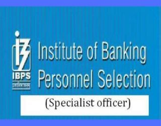 Latest Banking Jobs - IBPS SO Recruitment