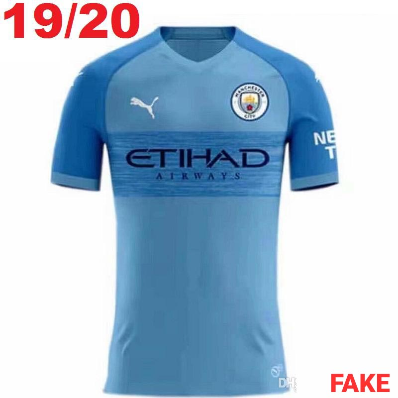 ab09a122bd4 Fake - This is NOT The Puma Manchester City 19-20 Home Kit - Footy ...