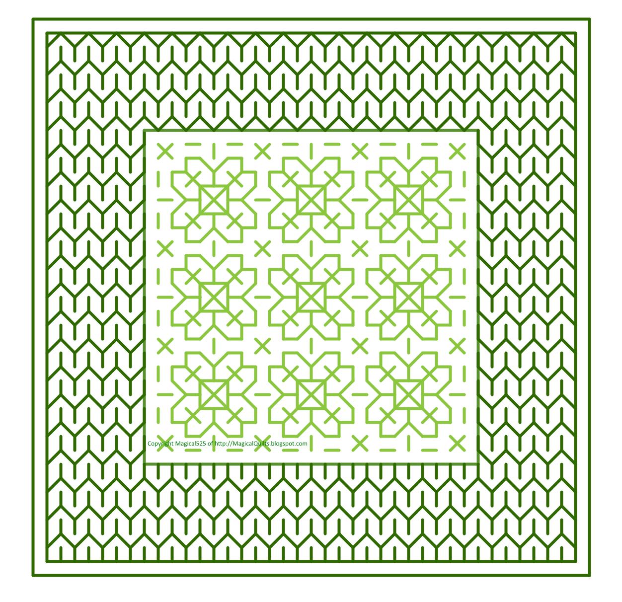 Blackwork Patterns Simple Design Inspiration