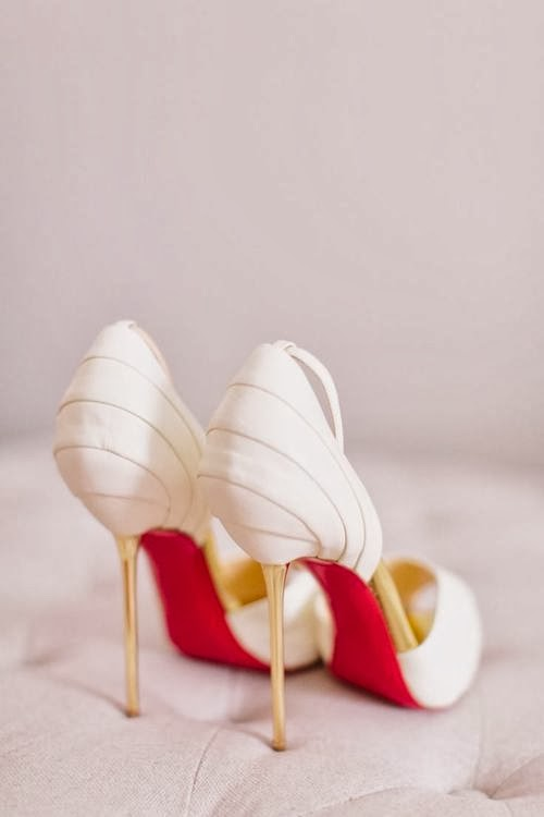 Wedding shoes by Cool Chic Style Fashion