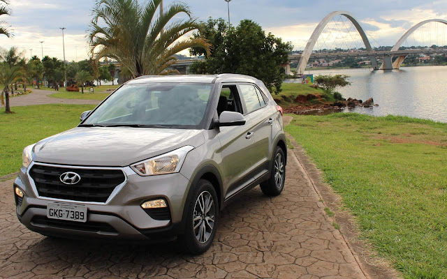 Hyundai Creta Pulse Plus 1.6 A/T 2019