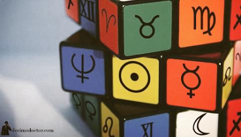 La Carta Natal, un Rubik del cielo