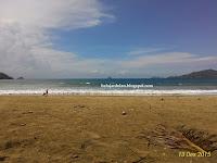 Pantai Blado Munjungan ( icon kecamatan munjungan yang menawan  )