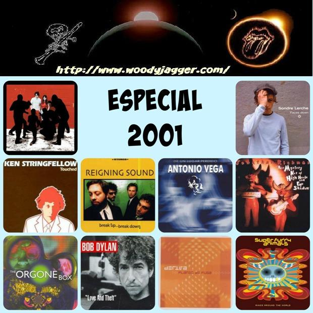Mejores discos 2001