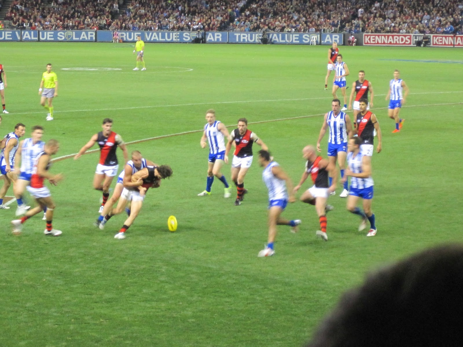 W's Trips: AFL - No, not that AFL