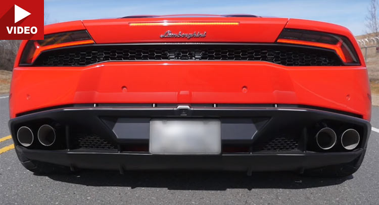 underground racing shows off twin turbo huracan upgrades in new clip. Black Bedroom Furniture Sets. Home Design Ideas