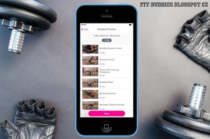 Jillian Michaels představila aplikaci pro chytré telefony. Nabízí v ní bezplatné tréninky