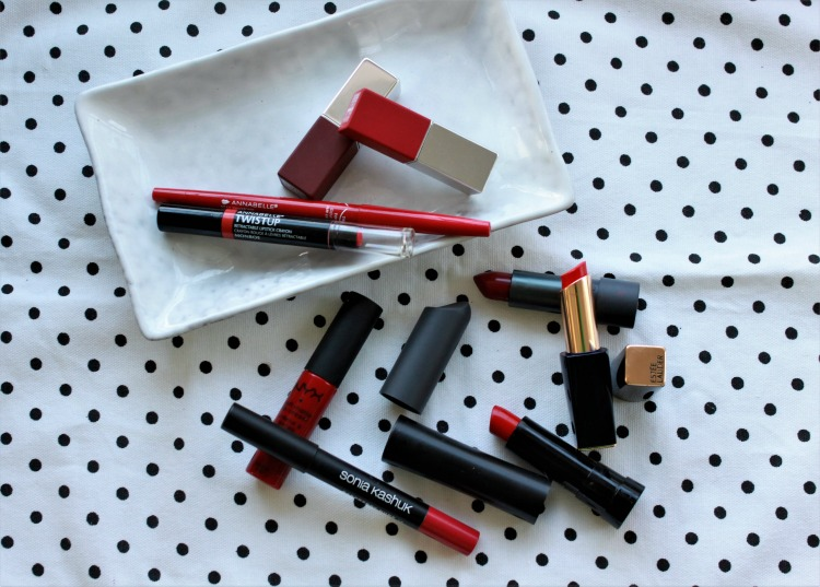 red lipstick for yellow undertones