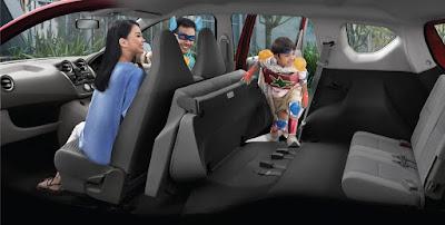 datsun tumble seat sistem