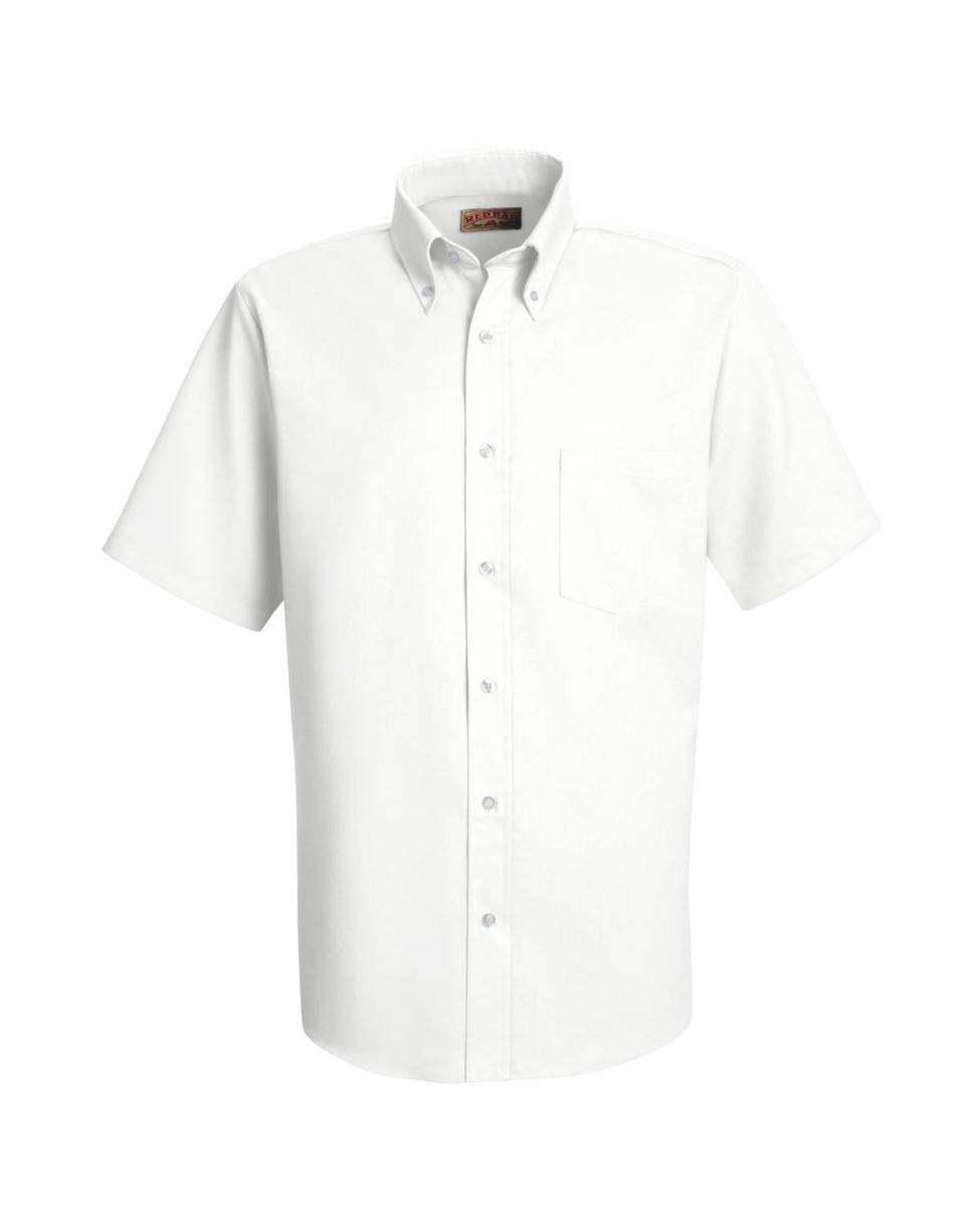 Expressâ s menâ s short sleeve shirts are what you need to elevate your casual wear. These short sleeve shirts are breathable, lightweight, and comfortable. Styles include plaid shirts, chambray shirts, and other button-down shirts.