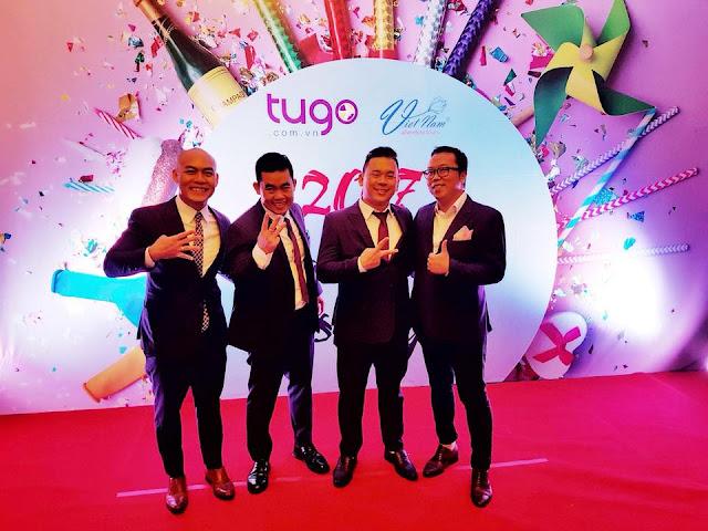 Đội ngũ sáng lập của tugo.com.vn
