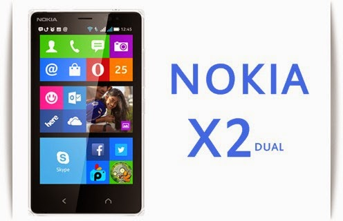 Nokia X2 Dual : 4.29-inch LCD, 1.2 GHz Qualcomm Snapdragon, Android Smartphone Specs, Price