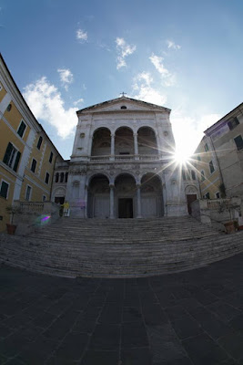 Kirche in Martina Di Carrara