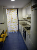 piso en venta calle constitucion almazora cocina