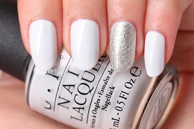 Manicure Monday: OPI My Boyfriend Scales Walls - From Head ...