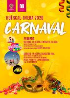 Huércal-Overa - Carnaval 2020