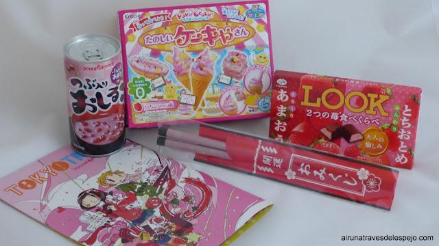 tokyo treat box candy