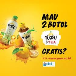 Tentang Minuman Sehat Yuzu Citrus