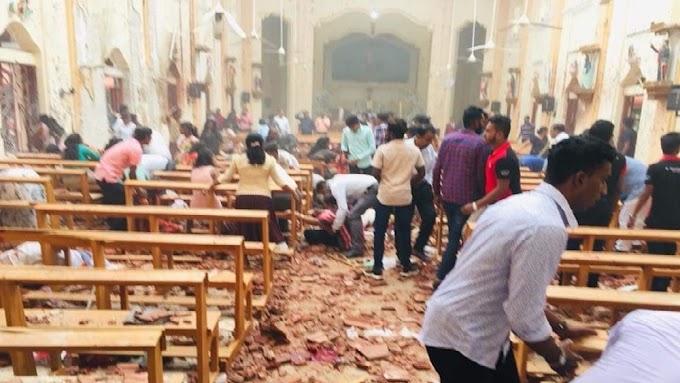 Ataques simultâneos a igrejas e hotéis deixam ao menos 200 mortos no Sri Lanka