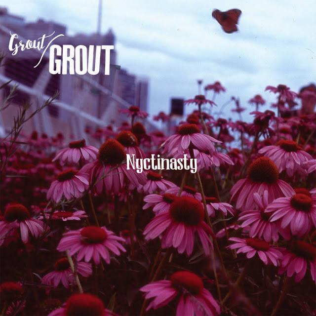 """Grout/Grout distribue sa dose de bonheur avec l'album """"Nyctinasty""""."""