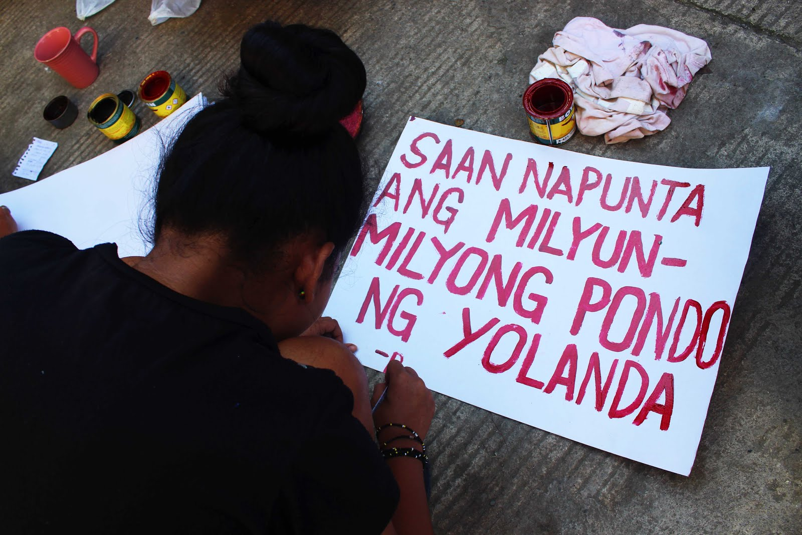 Growing up after Yolanda. Youth from a underprivileged community in Aklan recount their harrowing experiences surviving super typhoon Yolanda.  Community, Yolanda, Activism, Aklan, Youth, Awareness, Society, Advocacy, Basic Mases Integration, Empowerment