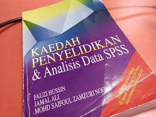 Buku Kaedah Penyelidikan dan Analisis Data SPSS