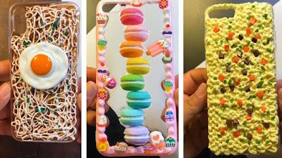 93 Amazing Diy Phone Case Life Hacks Craftingwheel
