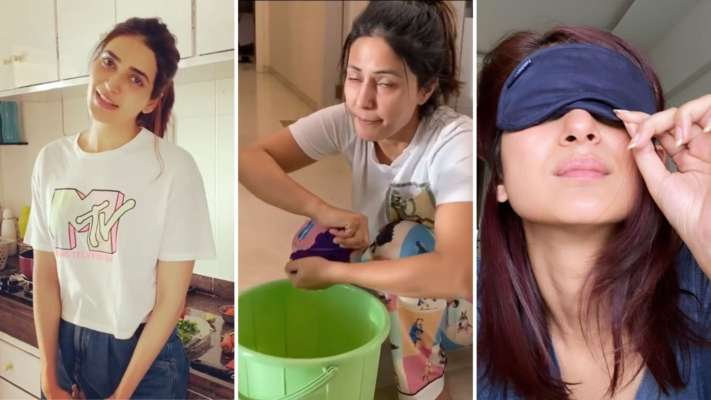 Karishma Tanna, Jennifer Winget, Break Monotony